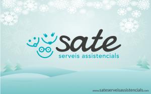 Logo de Sate serveis assistencials Nadal